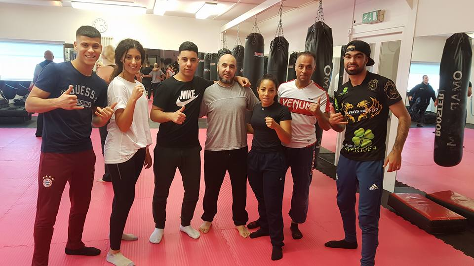 Team Omar Gym volgt cursus FUNdamentals