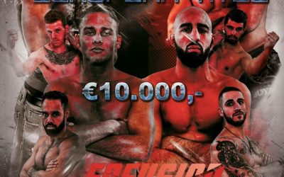 King of the Ring 9 maart 2019